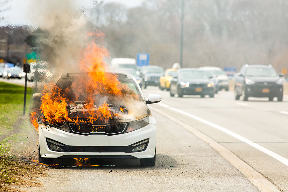 4 Things That Increase The Chances Of Your Vehicle Catching On Fire