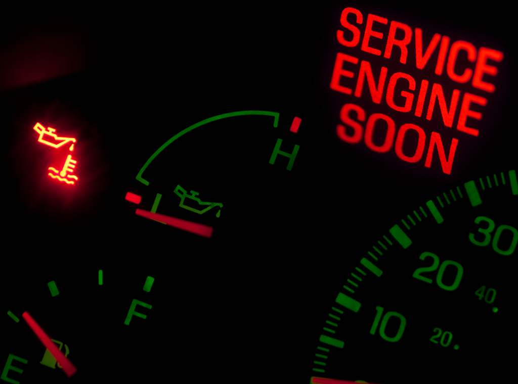Why Is My Check Engine Light On? These Are the Most Common Reasons