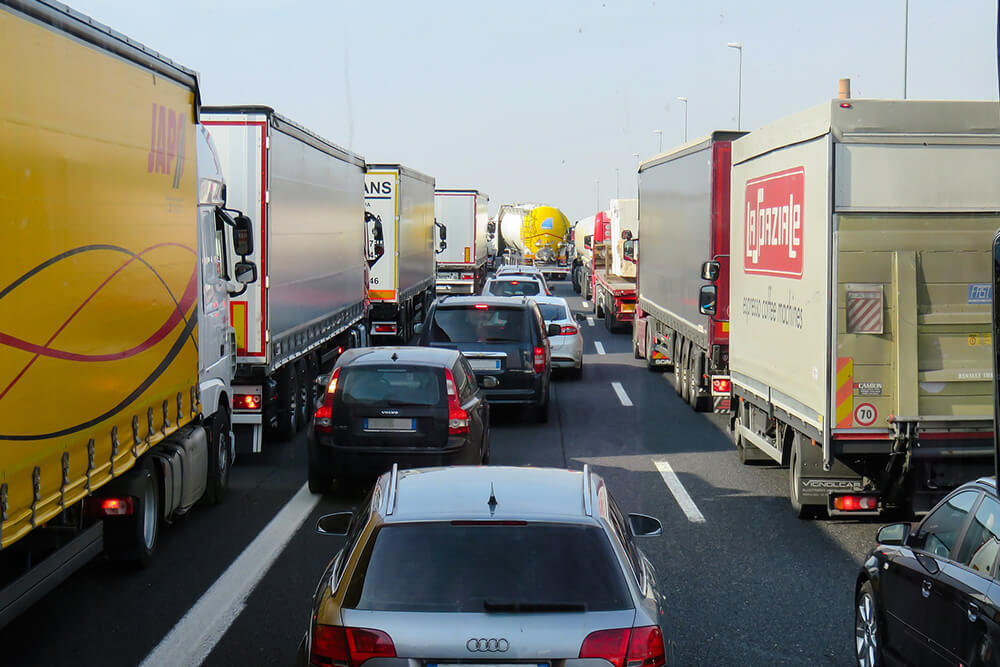 Traffic Driving You Crazy? Here Are Some Helpful Tips!
